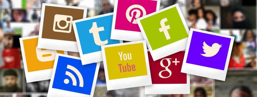 Sprache Social Media